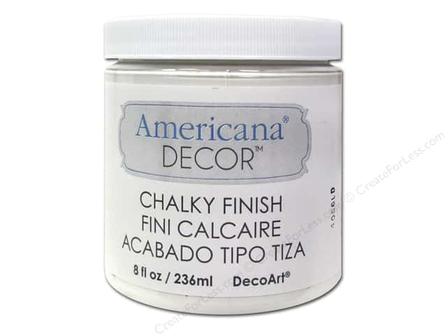 DecoArt Americana Decor Chalky Finish 8 oz. Everlasting