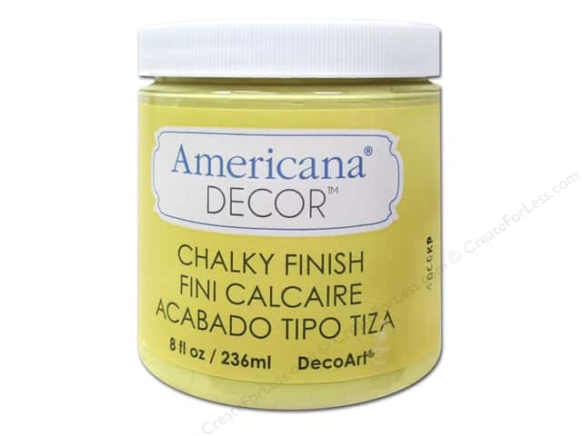 DecoArt Americana Decor Chalky Finish 8 oz. Delicate