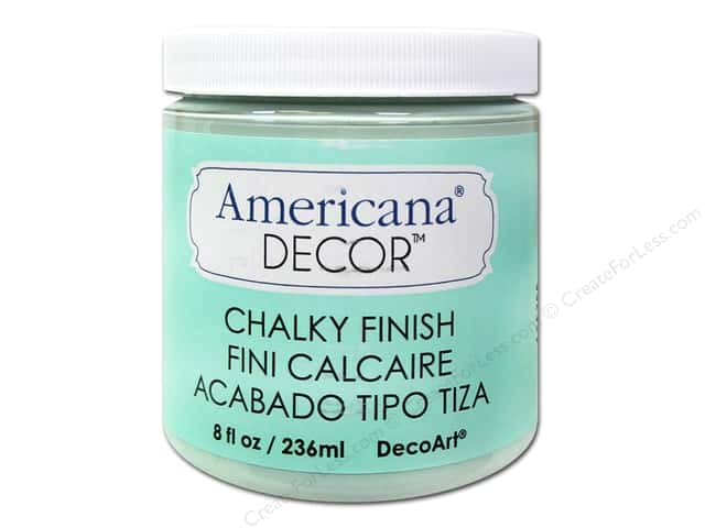 DecoArt Americana Decor Chalky Finish 8 oz. Refreshing