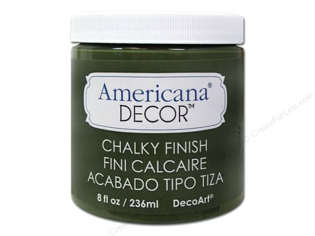 DecoArt Americana Decor Chalky Finish 8 oz. Enchanted