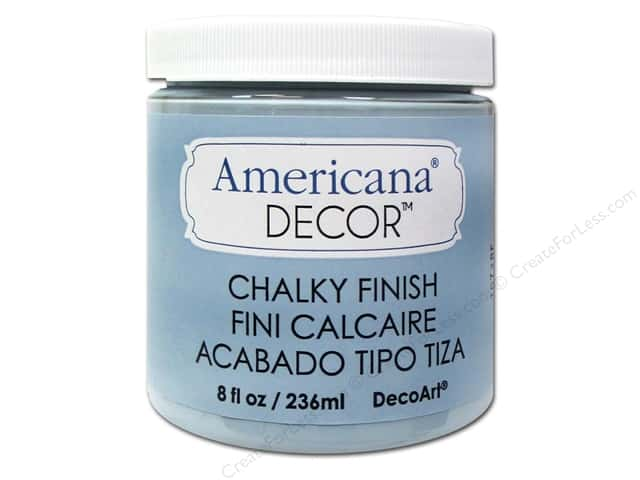 DecoArt Americana Decor Chalky Finish 8 oz. Serene