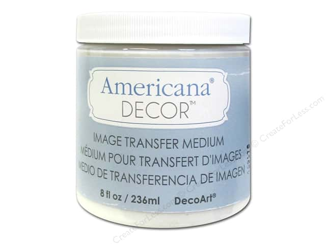 DecoArt Americana Decor Image Transfer Medium 8 oz.