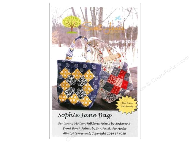 Sweet Jane's Designs Sophie Jane Bag Pattern