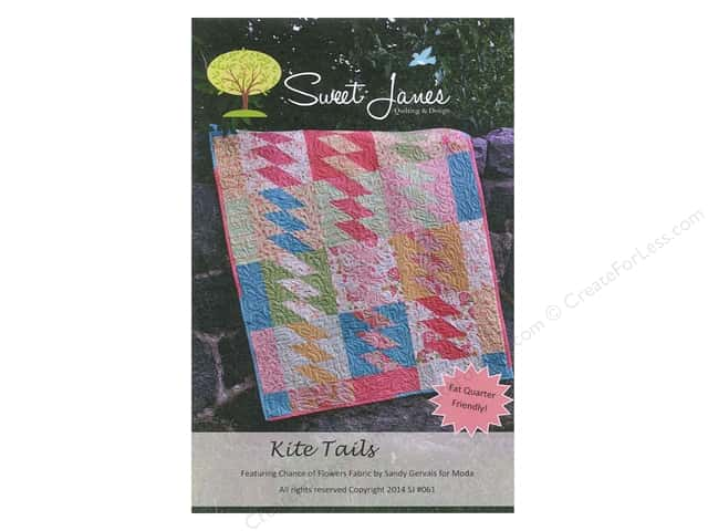 Sweet Jane's Designs Kite Tails Pattern