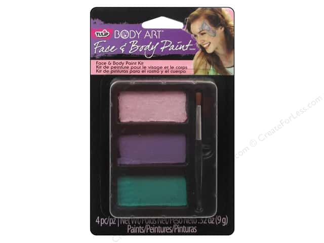 Tulip Body Art Face & Body Paint Tripod Princess
