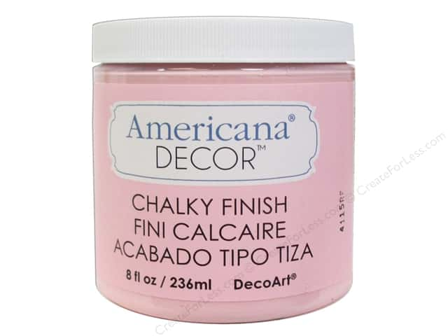 DecoArt Americana Decor Chalky Finish 8 oz. Innocence
