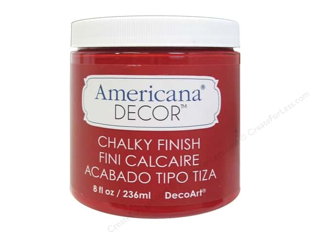 DecoArt Americana Decor Chalky Finish 8 oz. Romance