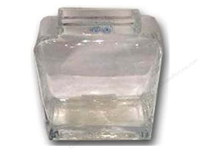 Sierra Pacific Crafts Decor Glass Rectangle Shape Clear