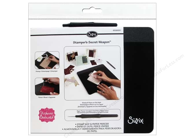 Sizzix Accessories Stampers Secret Weapon