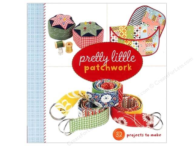 Lark Pretty Little Patchwork Book