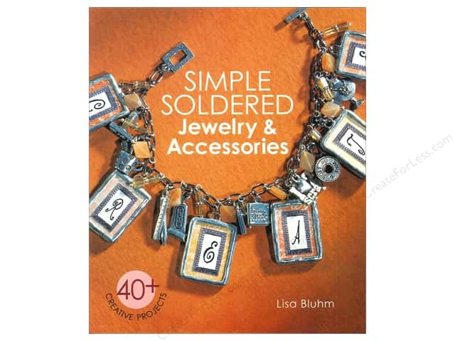 Lark Simple Soldered Jewelry & Accessories Book