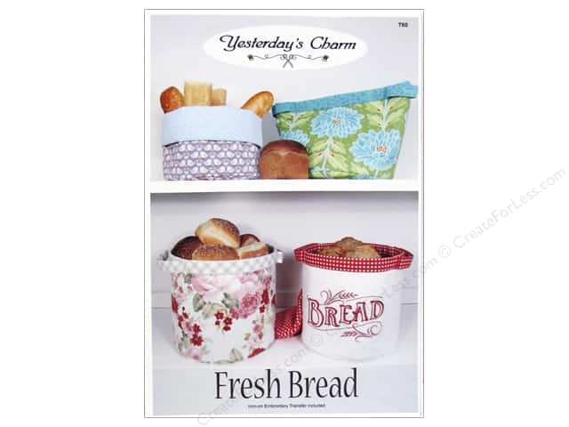 Yesterday's Charm Fresh Bread Pattern