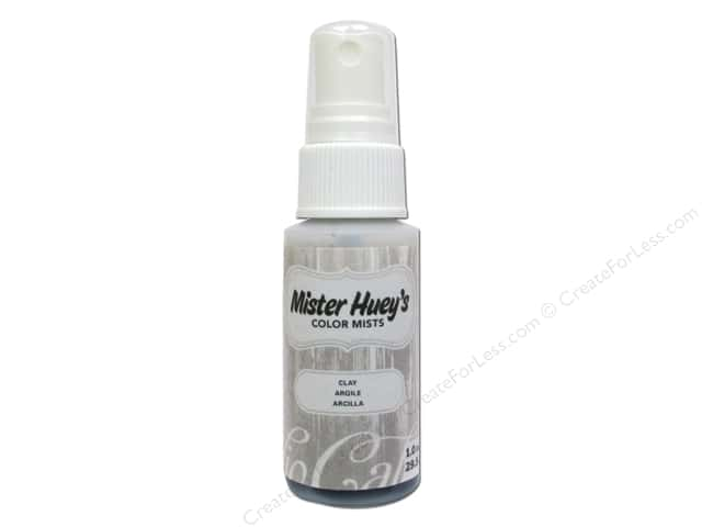 Studio Calico Mister Huey's Color Mist 1oz Clay Gray