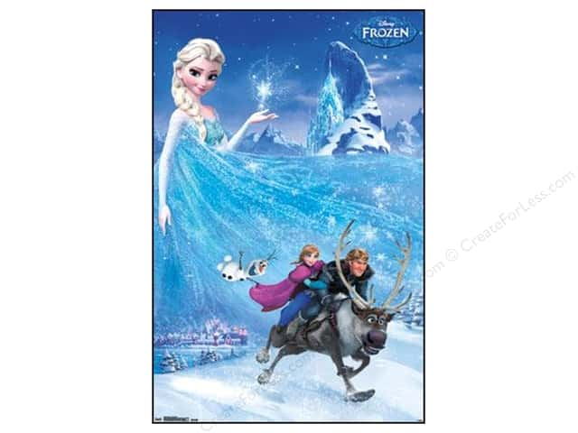 SandyLion Poster Disney Frozen One Sheet