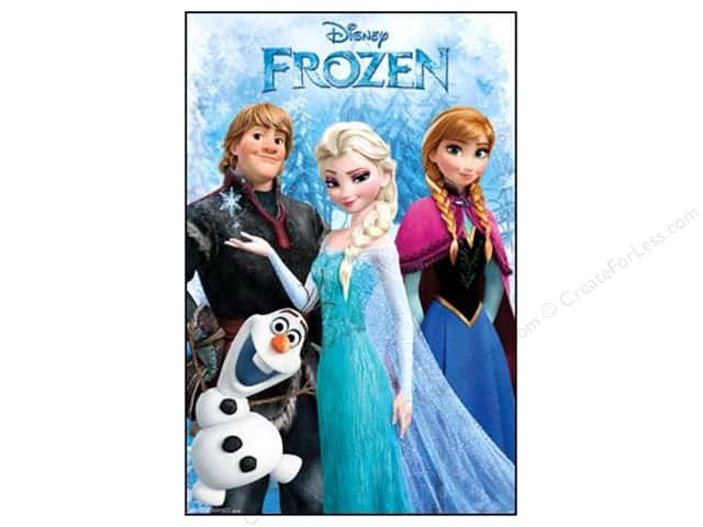 SandyLion Poster Disney Frozen Group