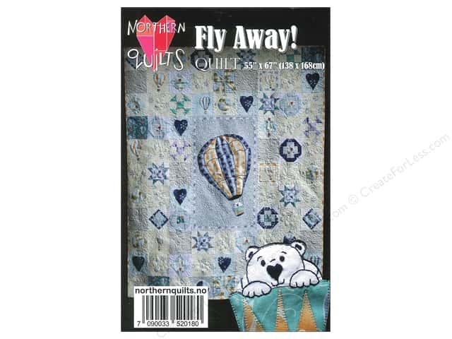 Northern Quilts Fly Away Pattern
