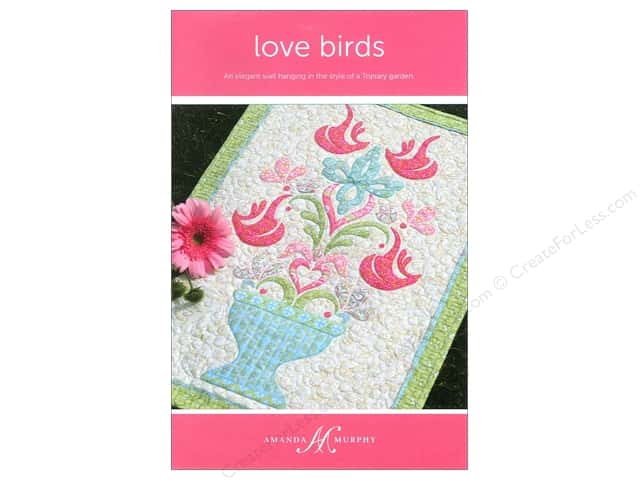 Amanda Murphy Design Love Birds Pattern
