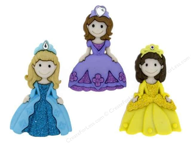 Jesse James Dress It Up Embellishments Pretty Princesses