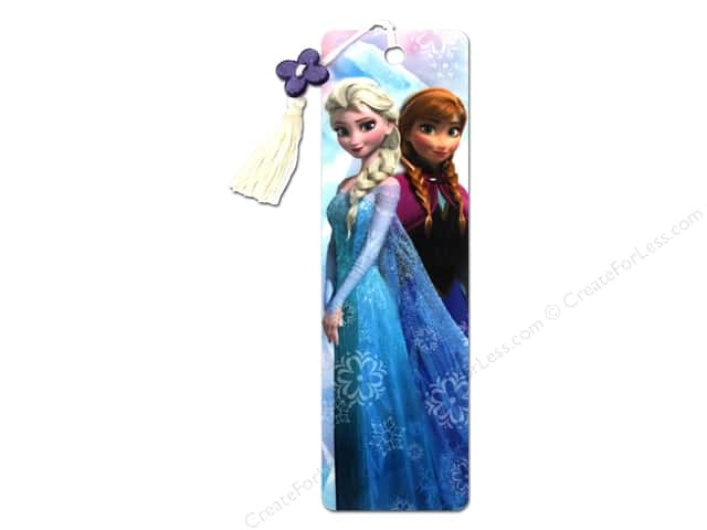 SandyLion Bookmark Disney Frozen Anna & Elsa