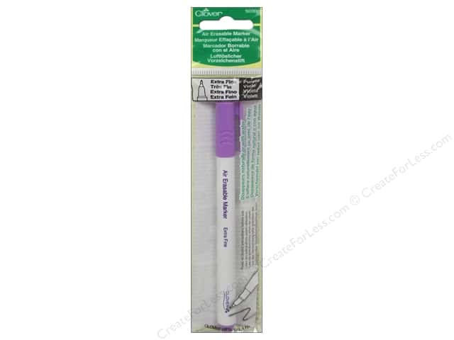 Clover Air Erasable Marker Extra Fine Purple