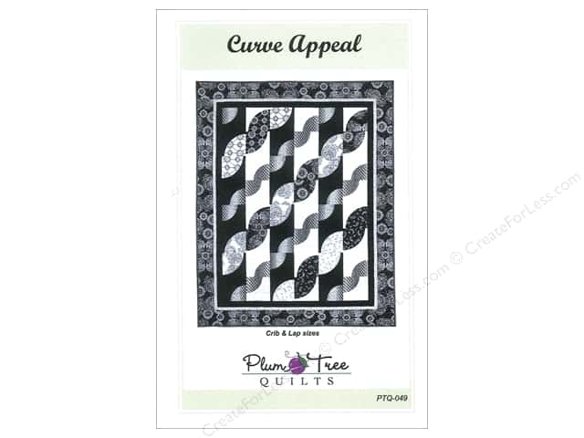 Plum Tree Quilts Curve Appeal Pattern