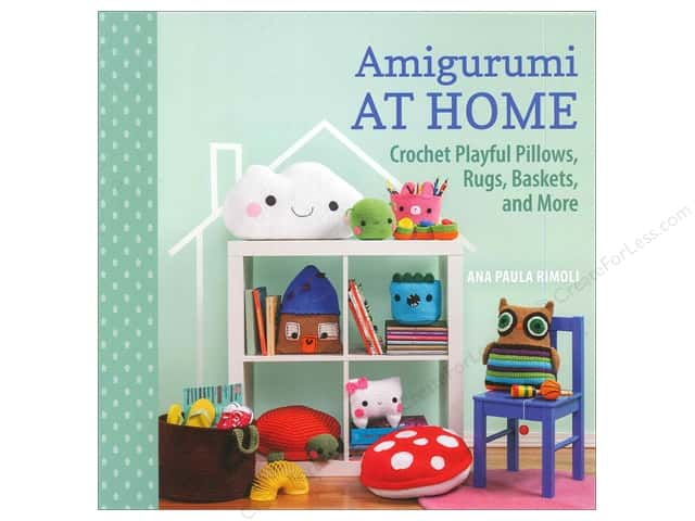 That Patchwork Place Amigurumi At Home Book by Ana Paula Rimoli