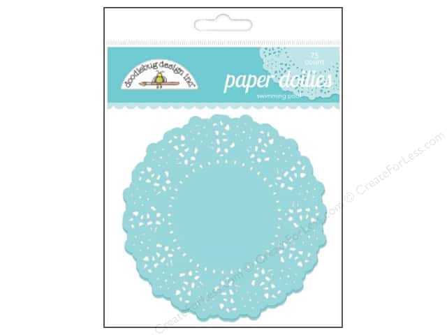 Doodlebug Embellishment Doilies Swimming Pool
