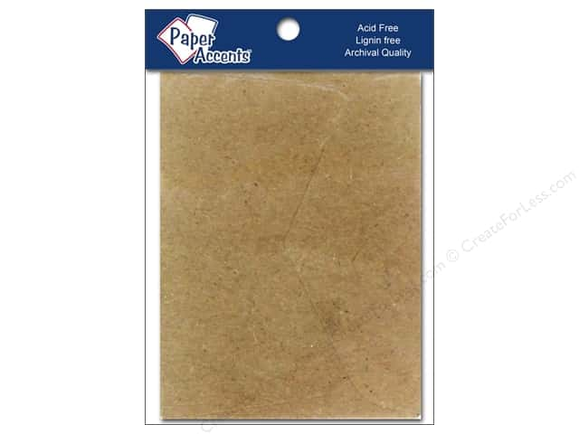 1 3/4 x 2 3/8 in. Envelopes by Paper Accents 15 pc. Brown Bag