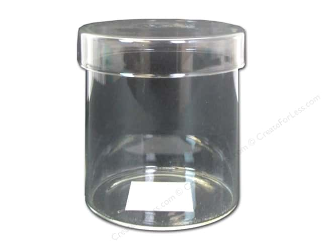 Sierra Pacific Crafts Decor Glass Jar With Lid