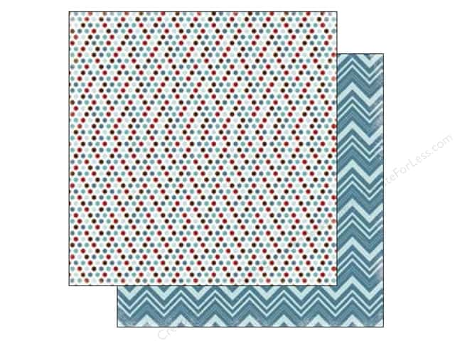 Carta Bella 12 x 12 in. Paper All Bundled Multi Dots (25 sheets)