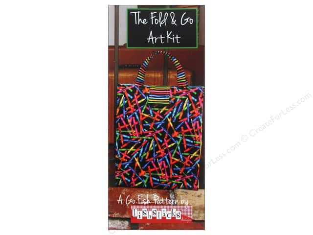 Fishsticks Designs The Fold & Go Art Kit Pattern