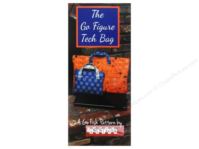Fishsticks Designs The Go Figure Tech Bag Pattern