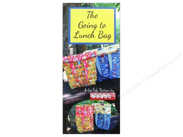 Fishsticks Designs The Going to Lunch Bag Pattern