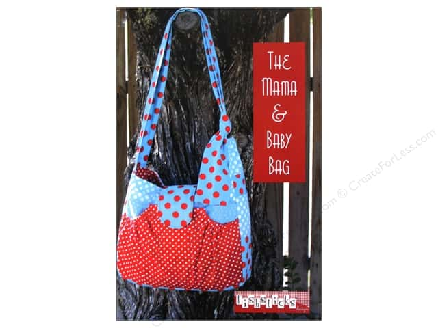 Fishsticks Designs The Mama & Baby Bag Pattern