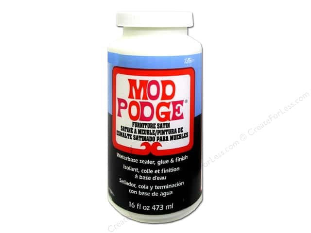 Plaid Mod Podge 16 oz. Furniture Satin