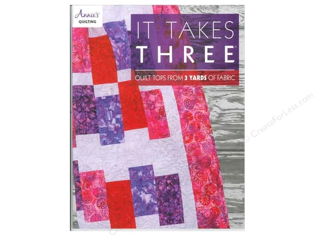 Annie's It Takes Three Book