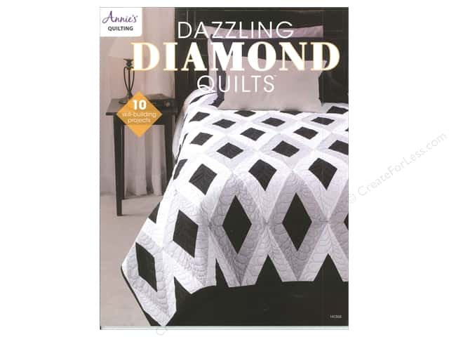 Annie's Dazzling Diamond Quilts Book