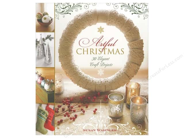 Lark Artful Christmas Book