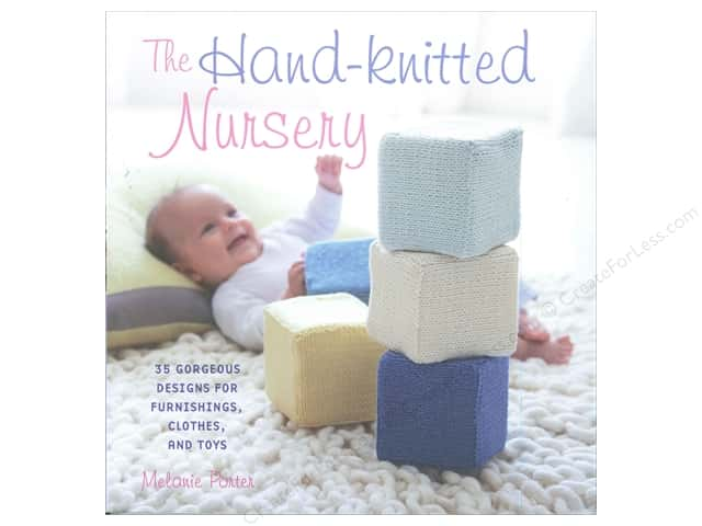 Cico The Hand-Knitted Nursery Book by Melanie Porter