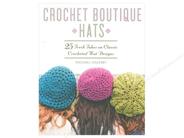 Lark Crochet Boutique Hats Book