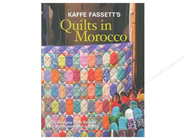 Taunton Press Quilts In Morocco Book