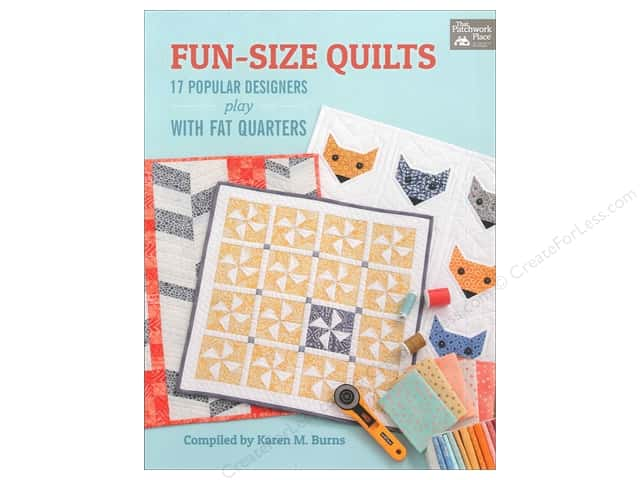That Patchwork Place Fun Size Quilts Book