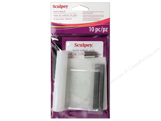 Sculpey Clay Tools Bead Making Kit