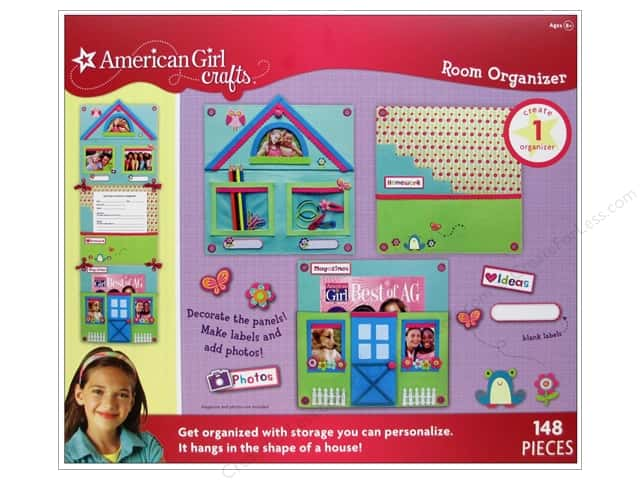 American Girl Kit Room Organizer