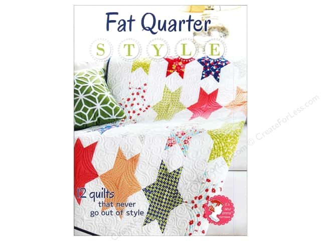 It's Sew Emma Fat Quarter Style Book