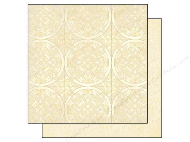 Authentique 12 x 12 in. Paper Faith Symbolic (25 sheets)