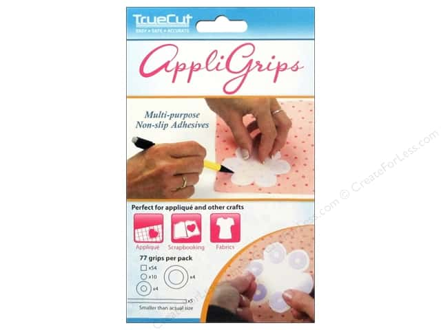 The Grace Company TrueCut AppliGrip Assorted 77pc