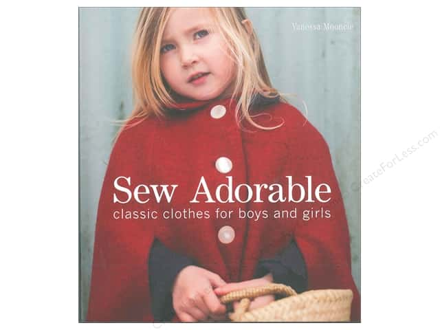 Guild of Master Craftsman Sew Adorable Book