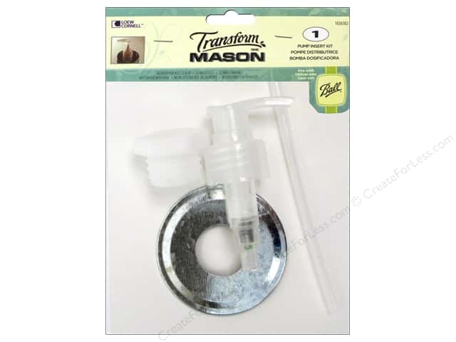 Loew Cornell Transform Mason Pump Insert Kit