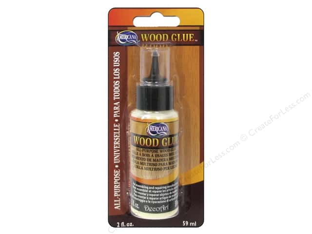 DecoArt Americana Wood Glue 2 oz.